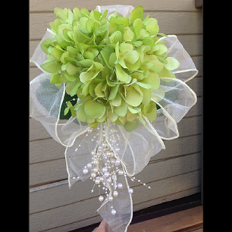 Hydrangea Decoration idea - Idea Gallery - Simple and Classy Bridesmaids Wedding bouquet for rent
